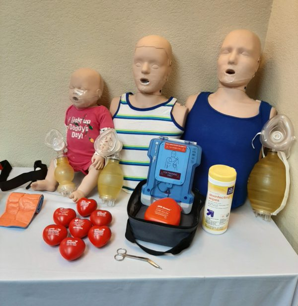 Adult Infant CPR Manikin Kit