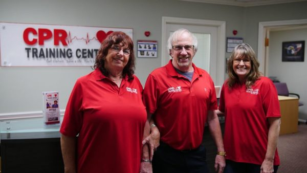 CPR Training Centers of America Team